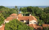 Important historic residence with bay views and dock is offered for sale in Miami's historic Coconut Grove - 3505 Main Lodge Dr. Coconut Grove, FL